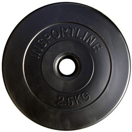 inSPORTline Cement Weight Plate 2.5kg 30mm