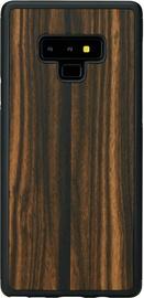 Man&Wood Ebony Back Case For Samsung Galaxy Note 9 Black