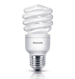 Kompaktinė liuminescencinė lempa Philips T3, 15W, E27, 2700K, 860lm