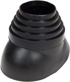 Vilpe VP741002 Pipe Seal 110–155mm Black