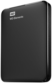 "Western Digital 750GB Elements Portable 2.5"" Black"