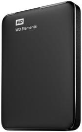 """Western Digital 750GB Elements Portable 2.5"""" Black"""