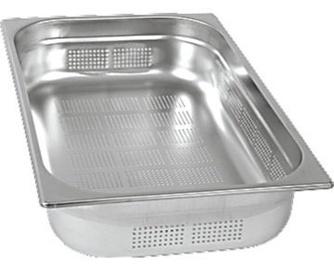 Stalgast Gn Perforated Food Pan 1/1 19l