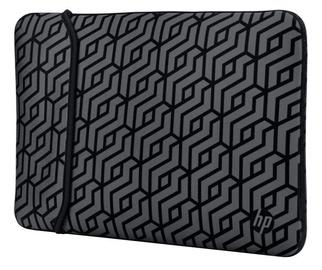 Чехол для ноутбука HP Reversible, черный/серый, 14″