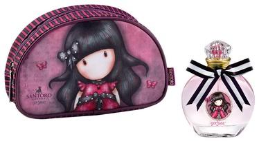Набор для женщин Santoro Gorjuss Ladybird 50 ml EDT + Cosmetic Bag