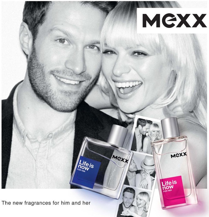Mexx Life is Now Man 30ml EDT