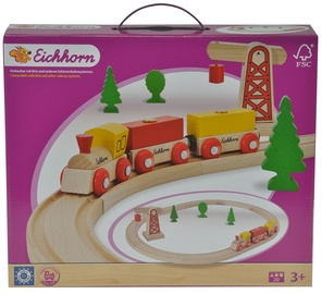 Eichhorn Oval Train Set 100001207