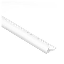 Plaadiliist AL-O valge 2,5mx10mm