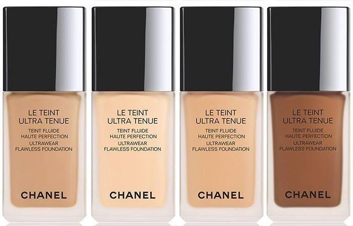 Chanel Le Teint Ultra Tenue Ultrawear Flawless Foundation SPF15 30ml 60