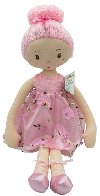 Тряпичная кукла Axiom Luiza Doll Flower Dress 70cm