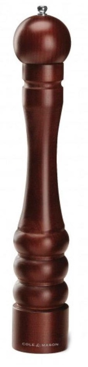 Cole and Mason Capstan Pepper Mill 40.5cm Wood