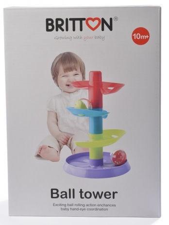 Britton Ball Tower B1916