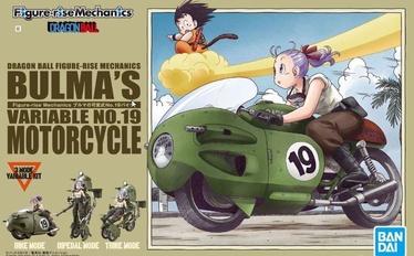 Bandai Dragon Ball Rise Mechanics Bulma S No.19 Motorcycle