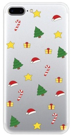 TakeMe Special Design Back Case For Samsung Galaxy J6 Plus J610 Christmas Mood