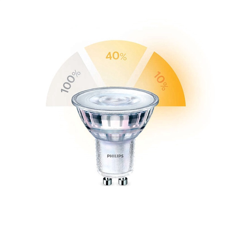 Lamp Philips LED PAR16 5-3.5-1.5W GU10