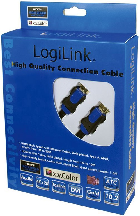 LogiLink Cable HDMI to HDMI 3m
