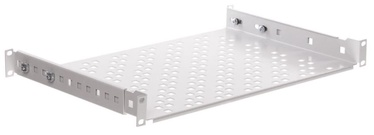 Netrack Equipment Shelf 19'' 1U/300 mm Grey