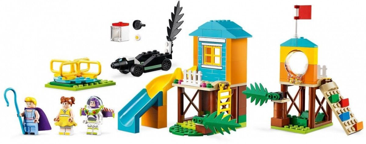 LEGO Toy Story 4 Buzz & Bo Peeps Playground Adventure 10768 ...