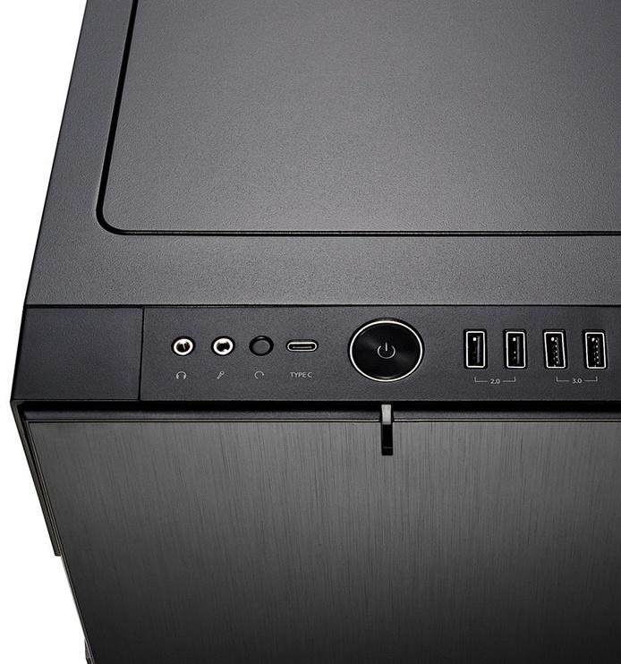 Fractal Design Case Define R6 USB-C Blackout