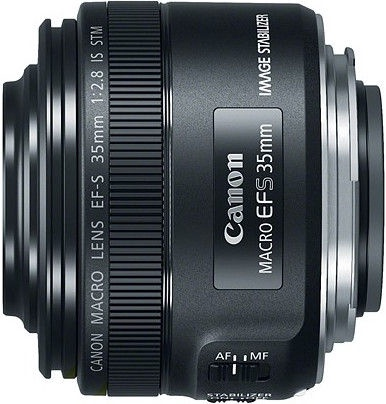Canon EF-S 35mm f/2.8 IS STM