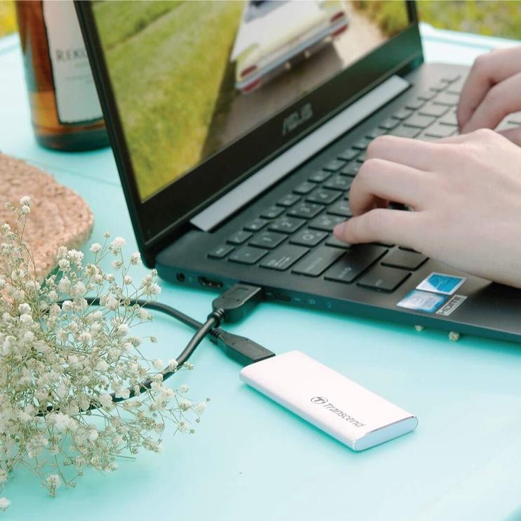 Transcend ESD240C Portable SSD 240GB