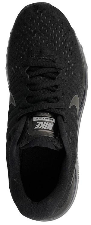 Nike Sneakers Air Max 2017 GS 851622-004 Black 36.5