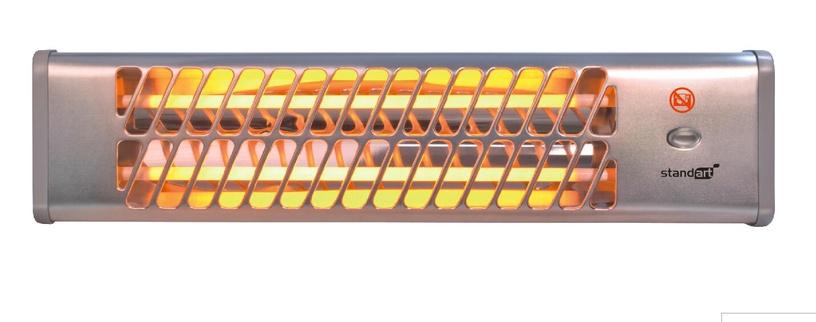 Infraraudonųjų spindulių šildytuvas Standart BW-617A, 1.2 kW