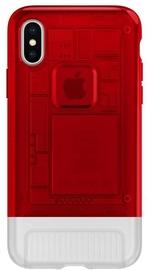 Spigen Classic C1 Back Case For Apple iPhone X/XS Ruby