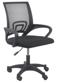 Офисный стул Top E Shop Moris, черный