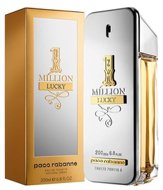 Kvepalai Paco Rabanne 1 Million Lucky 200ml EDT