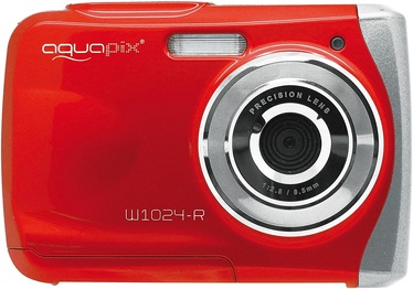 Easypix AquaPix W1024-R Splash Red