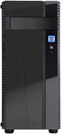 SilverStone SST-PS14B-EG Precision Midi-Tower ATX Black