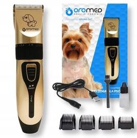 Oromed Pet Hair Clipper Gold