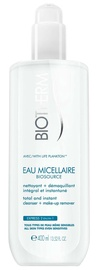 Makiažo valiklis Biotherm Biosource Micellar Cleansing Water, 400 ml