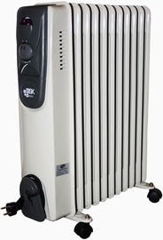 Besk 2500w 11 Fin Oil Radiator