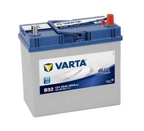 Akumuliatorius Varta BD B32, 12 V, 45 Ah, 330 A