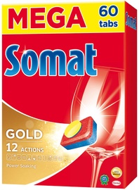 Somat Gold Lemon & Lime Tablets 60pcs