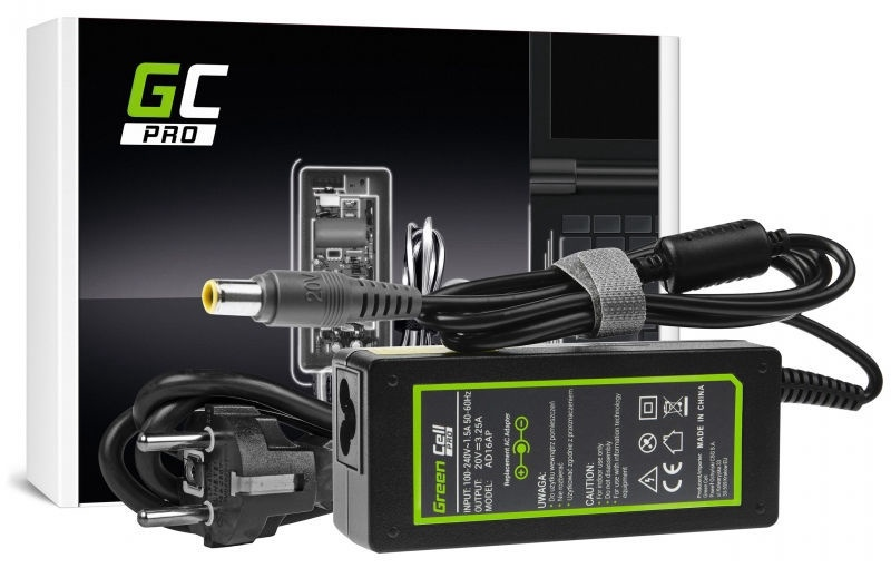 Green Cell Pro Charger AD16AP