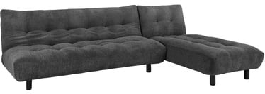 Home4you Corner Sofa Bed Lenny Grey