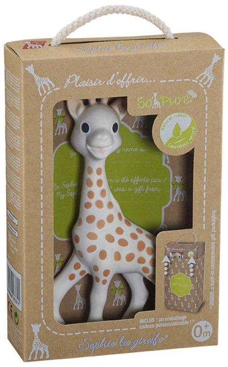 Прорезыватель Vulli Sophie La Giraffe 616331
