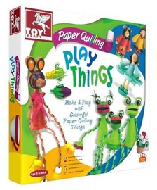 Toy Kraft Papper Quilling Play Things 39528
