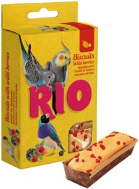 Mealberry Rio Biscuits Wild Berries 5x7g