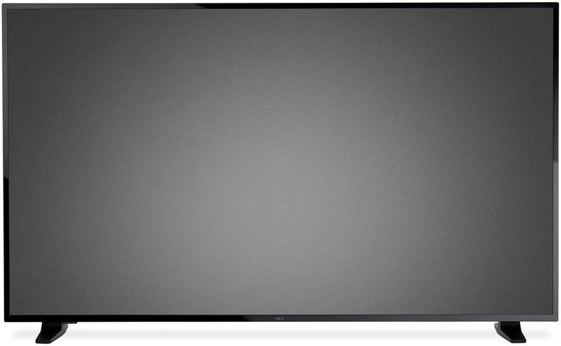 """Monitorius NEC MultiSync E437Q, 43"""", 8 ms"""