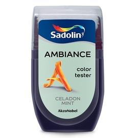 Krāsu paraugs AMBIANCE CELADON MINT 30ML