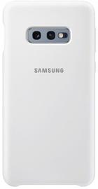Samsung Silicone Back Case For Samsung Galaxy S10e White