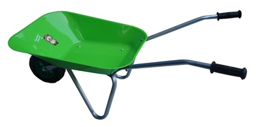 Vaikiškas karutis, metalinis, žalias
