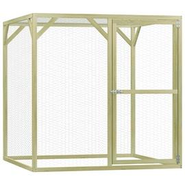 Клетка для грызунов VLX Chicken Cage, 1500 мм x 1500 мм x 1500 мм