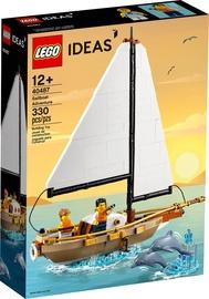 Конструктор LEGO Ideas Приключение под парусом 40487, 330 шт.
