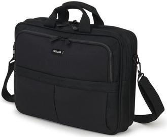 Сумка для ноутбука Dicota Traveller SCALE, черный, 17″
