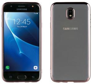 Muvit Bling Back Case For Samsung Galaxy J7 J730 Titanium
